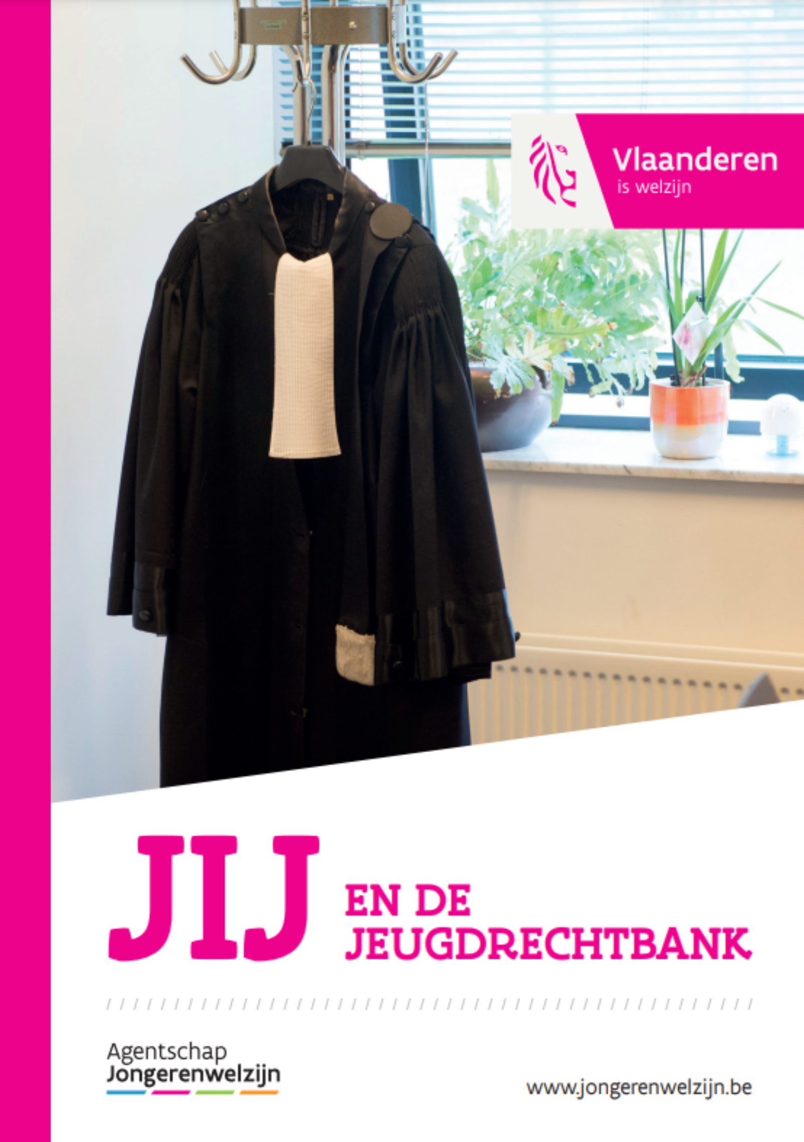 Brochure Jeugdrechtbank